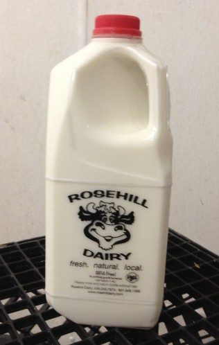 RoseHill's new bottles are BPA Free!