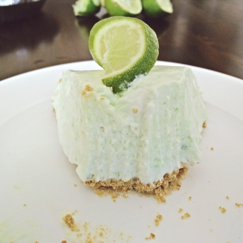 Lucky Lime Pie