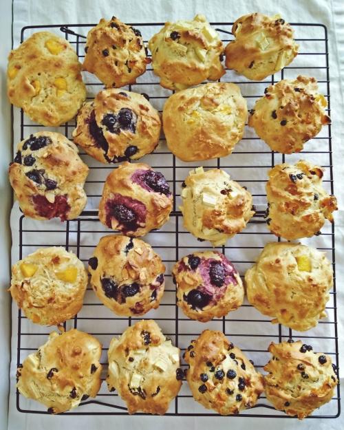 Breakfast Fruit Sones