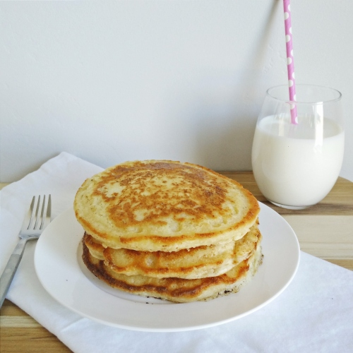 Browned Butter Power Pancakes