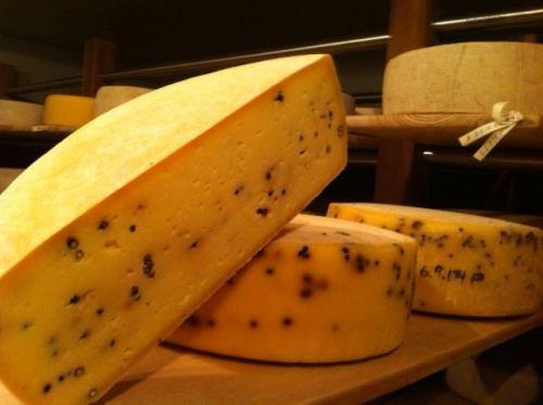 Rockhill Cheese Peppercorn Gouda