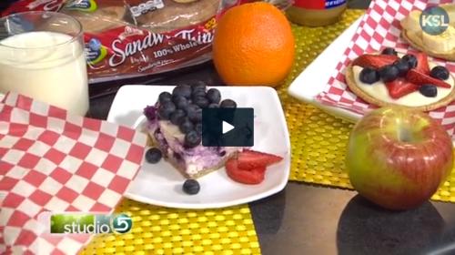 Studio 5 School Breakfast Segment