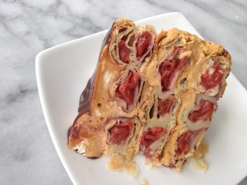 Utah honeycomb cake